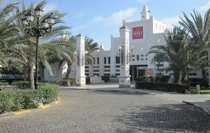Hotel Riu Palace Cabo Verde in Santa Maria