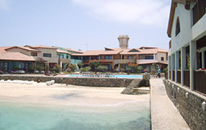 Appartement Porto Antigo I aan zee