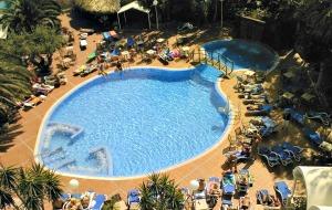 Hotel H10 Delfin: dichtbij het centrum en het strand