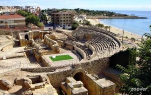 Tarragona: een historische en gezellige stad vlakbij Salou