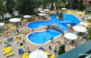Villa Romana: de kinderen vermaken zich hier prima