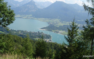 3. Camping Schonblick am Wolfgangsee