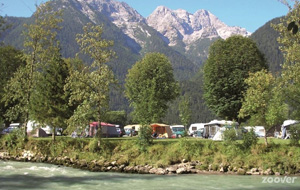 1. Camping Grubhof Lofer