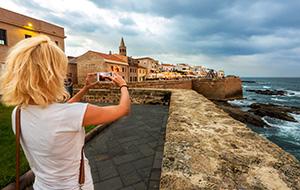 Bezoek het historische Alghero