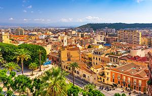 Bruisend Cagliari