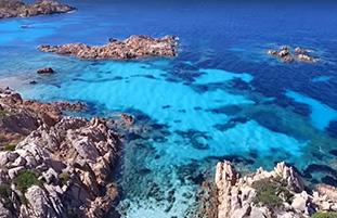 Video over Sardinië