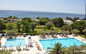Atahotel Naxos Beach, kindvriendelijk en luxe