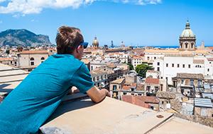 Vakantie in de hoofdstad van Sicilië: Palermo