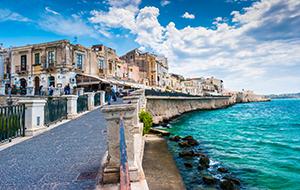 Siracusa is één van de mooiste steden van Sicilië