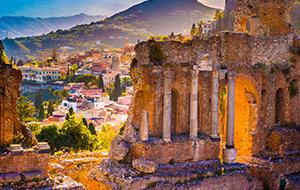 Verblijf in het pittoreske Taormina
