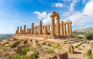 Ervaar Grieks erfgoed in Valle dei Templi
