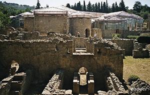 Luxe in Villa Romana del Casale
