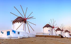 Mykonos, het Ibiza van de Cycladen
