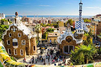 Bruisend Catalonië