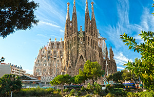 Must see: Sagrada Familia
