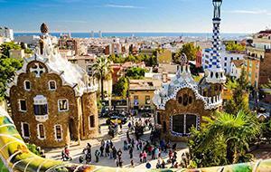 Zon, strand en steden in Catalonië