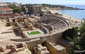 Unieke setting Amfitheater aan zee