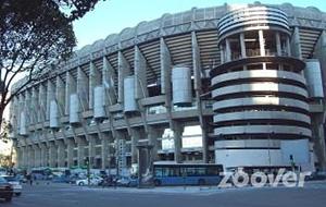 Ook voor niet-voetbalfans: Stadion Real Madrid