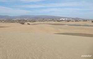 De Sahara van Maspalomas