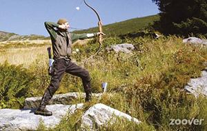 Op avontuur in Robin Hood Land