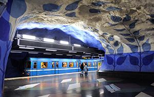 Eindbestemming: T-Centralen