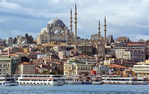 Maak een uitstap naar Istanbul