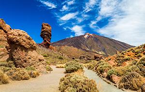 Zonsondergang en sterren kijken op El Teide