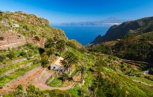 Maak een dagtrip naar La Gomera