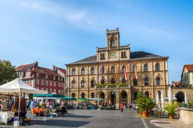 5x leuke plaatsen in Thüringen