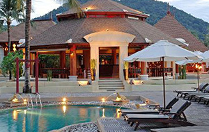 5. Pavilion Samui Boutique Resort met zwembad of hottub