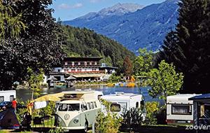 Vlakbij Innsbruck: Natterer See