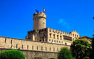 Bezoek Castello del Buonconsiglio