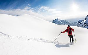Skiën in Seiser Alm