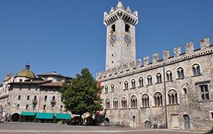 Veelzijdig en kunstzinnig Trento