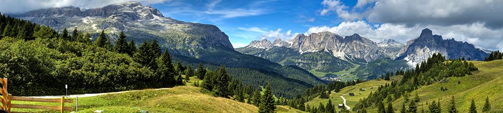 Trentino en Zuid Tirol
