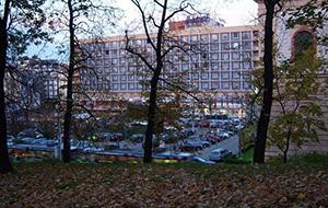 Sfeervol Hotel International