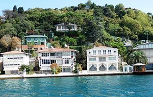 Varen op de Bosporus