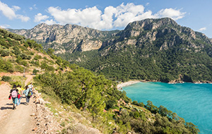 De mooiste wandelroutes van Antalya