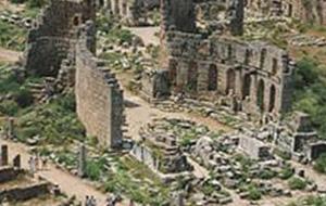 Must see: de ruïnes van Perge