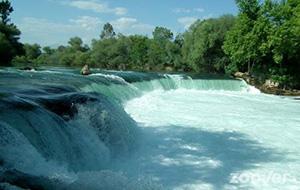 Het water op: de Manavgatrivier