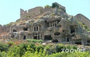 Griekse opgraving: Tlos