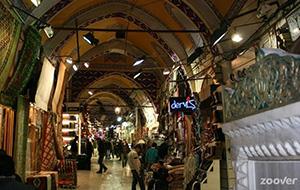 Winkelen in de Grand Bazaar