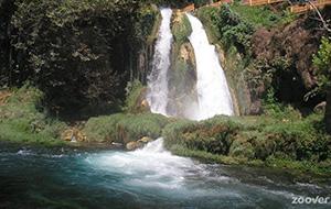Natuurschoon: Düdenwatervallen