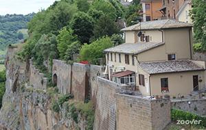 Prachtig uitzicht in Orvieto