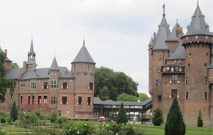 1. Terug naar de middeleeuwen in kasteel de Haar