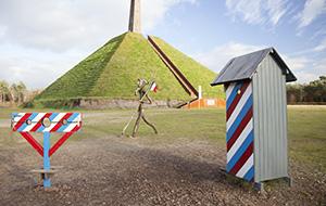 Ontdek de Pyramide van Austerlitz