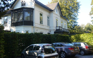 De suites van Hotel Villa Trompenberg