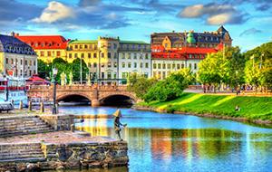 Gothenburg: intiem en veelzijdig