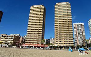 2. Hartje Benidorm: Aparthotel Les Dunes Comodoro