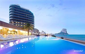 5. Rustige omgeving: Hotel Gran Sol y Mar